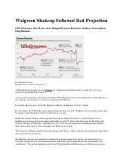 [Ch3-Article] Walgreen Shakeup Followed Bad Projection.docx