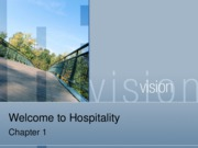 Chapter 1 Welcome to Hospitality - Copy (2)