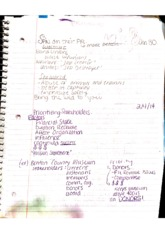 Public Relations Class Notes 4
