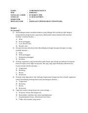 Tugas 3 Ekma4475 Docx 1 Jelaskan Langkah Langkah Mendesain Promosi Yang Efektif Jawab Untuk Mendesain Promosi Yang Efektif Langkah Langkah Yang Perlu Course Hero