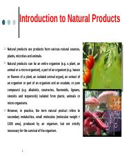 5_introduction to Natural Products Chemistry.ppt