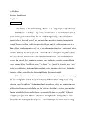Ashley Estus Unit 1 Fiction  Essay Revision.docx