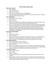 gened final exam study guide SPICER