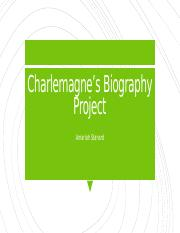 Charlemagne's Biography Project.pptx