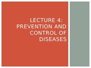 PH+Lecture+4+Prevention+and+Control+of+Diseases