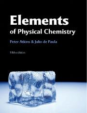 CENG104P- Physical Chemistry 5th ed element-of-physical-chemistry.pdf