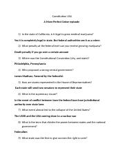 A More Perfect Union questions.docx
