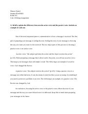 Passive and active voice essay.docx