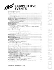 2012-13 PBL Competitive Events