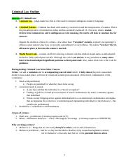 Criminal-Law-Outline-Detailed