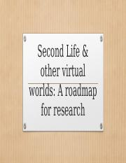 Second-Life-other-virtual-worlds.pptx