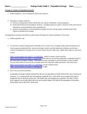 Ecology Study Guide 2 (2).docx