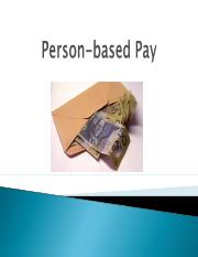 Crake Person Based Pay.ppt