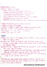 Thea 80 Notes Lecture 3