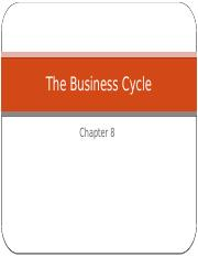Chapter 8 - Business cycle.pptx