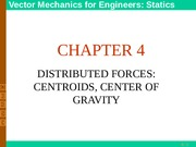 CHAPTER 4_DISTRIBUTED FORCES_CENTROIDS, CENTER OF GRAVITY.ppt