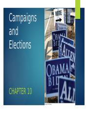 2305 Ch 10 Campaigns and Elections-2.pptx