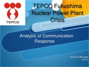 Management Communications 310 Tepco Deck