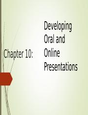 Busn 102 - Chapter 10 - 2015.ppt