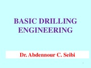 Lect#1_ Basic Drilling Engineering