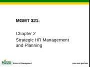 Class 4 - Ch2. 2 Strategic HRM_w