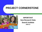 CornerstoneResearch