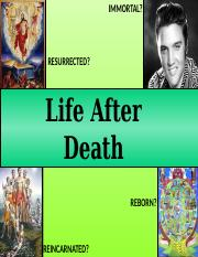 Life After Death Revision  Powerpoint.ppt
