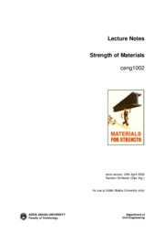 AAU_strength of materials_lecture notes_09-05-21