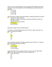 Physics Final Quiz[1]