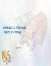 International Trade and Forex.ppt