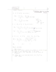 Mohr Circle Equations