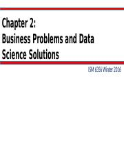 Data Mining Chapter 2 Overview