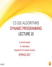 10_CS316_algorithms_Dynamic_Programming.pdf