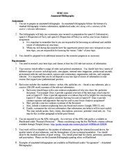 STRC 1111 Annotated Bibliography (Fall 2010)