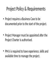 Project Policy & Requirements.pptx