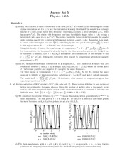 Problem Set 5 Solution on Introduction to Condensed Matter Physics