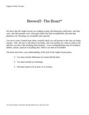 boast examples