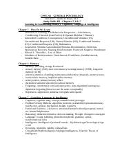 CPSY 211 - Study Guide III (R).doc