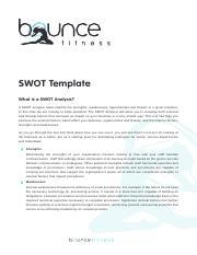 SWOT-Fillable-Template