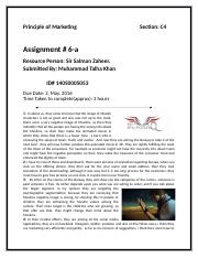 assignment 6-a , 6-b and 7.docx
