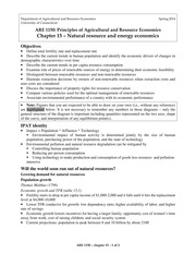 Chapter 15 - natural resource and energy economics(1)