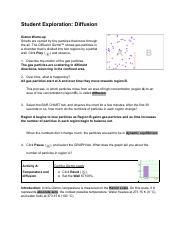 Josh Harmon GizmoDiffusion.pdf - Student Exploration ...