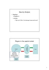 AFM_Lecture 8 Oct 22 Security Analysis(1)