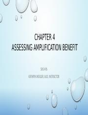 1.05-B Chapter 4_Assessing Amplif Benefit_F18_Students.pptx