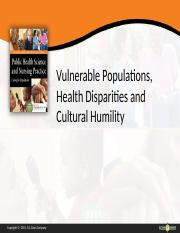 NUR 4430 Vulnerable Populations and Cultural Humility Student PPT F17.pptx