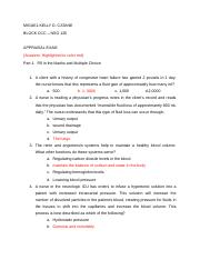 APPRAISAL EXAM-1 - Miguel Kelly D. Catane.docx