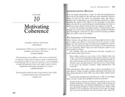 Williams10_Motivating_Coherence