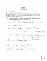 Test 3 Solutions.1