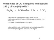 Chemistry - Chapter 3 - 1
