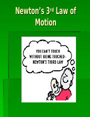 11 Newtons 3rd law of motion (1).ppt